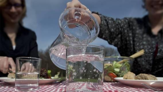Hitte en drinkwater: twee tips