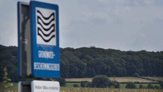 Limburg werkt aan schoner grondwater