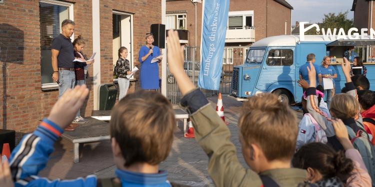 Limburgse aftrap Kraanwaterdag