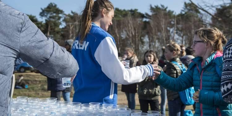Wandelen voor Water; water voor iedereen